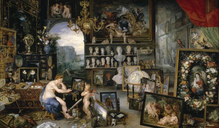 картина Рубенс