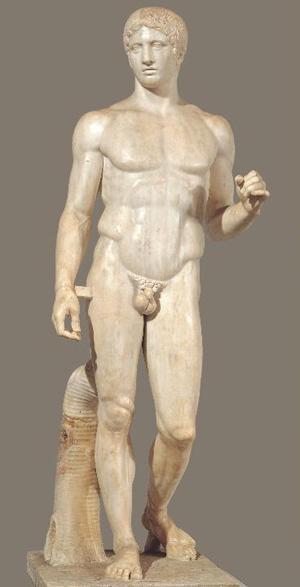 римская копия Дорифора