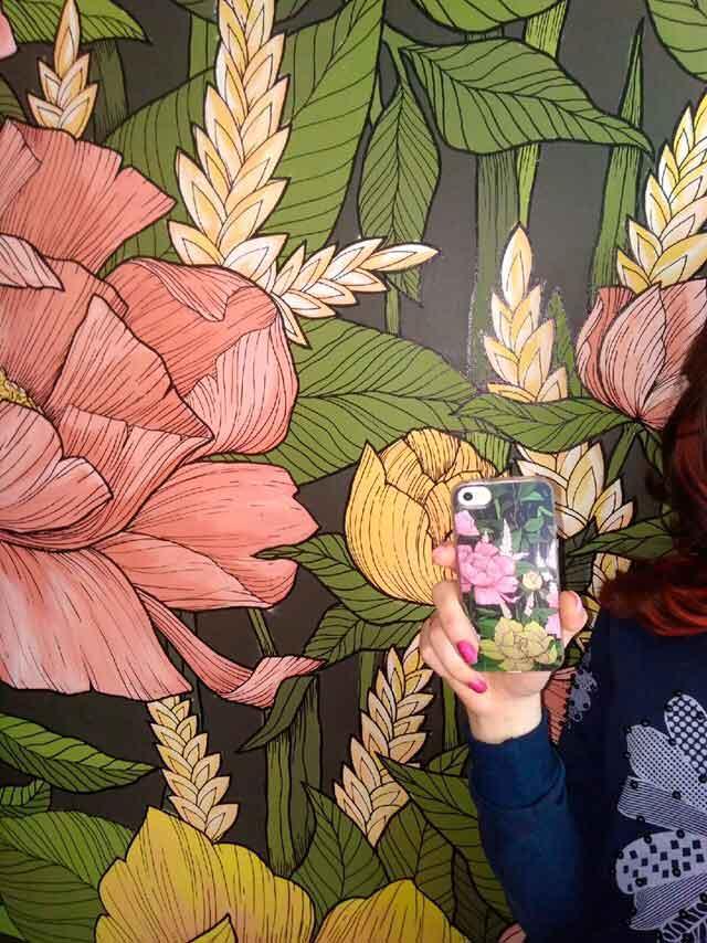 Чехол от Case Place с индивидуальным изображением