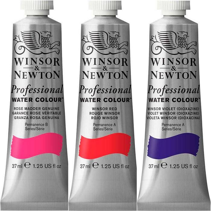 Winsor & Newton Professional Watercolour Tubes