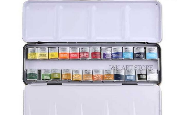 Акварель Winsor & Newton Watercolour Pans